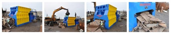 Heavy Duty Metal Baler