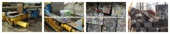 China Scrap Metal Baler Factory
