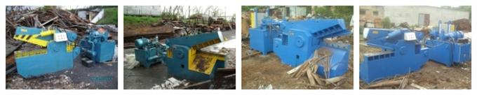 Scrap Metal Shear/Alligator Shear