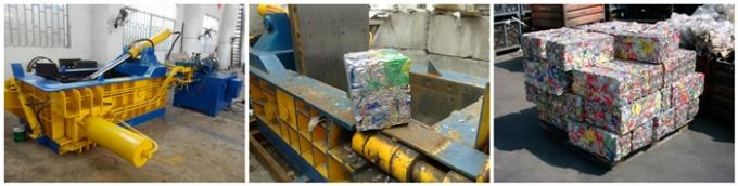 Scrap Metal Briquetting Presses manufacturer