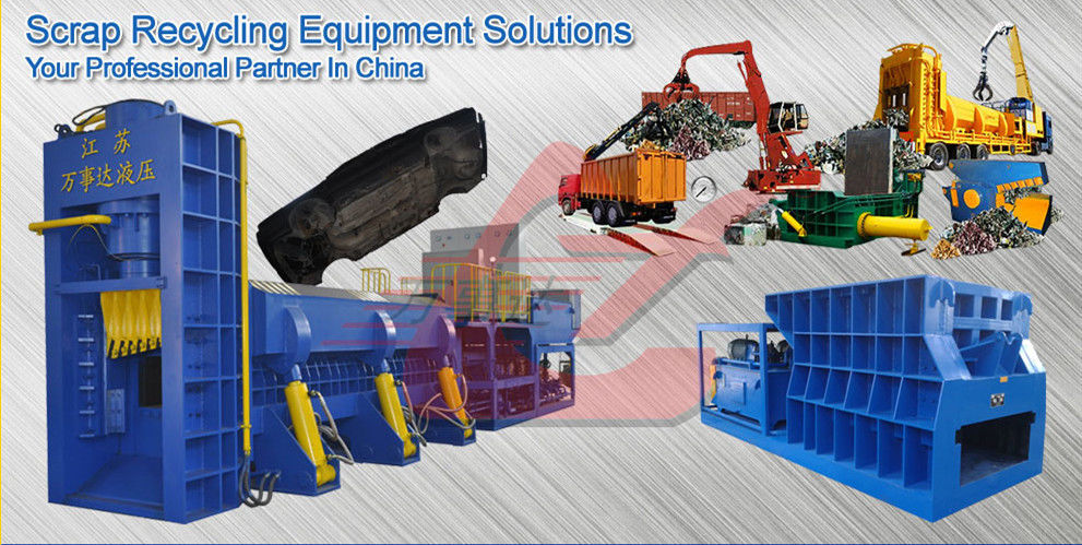 China best Scrap Metal Balers on sales
