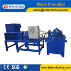 Metal Scrap Shredders