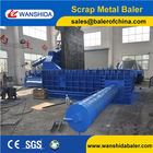 Heavy Duty Scrap Car Baler