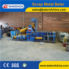 Y83/T-125Z hydraulic scrap metal aluminum baling machinery(High Quality)