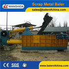 China High quality scrap metal baler hydraulic bale press for metal scrap (CE) factory