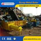 Good Quality Scrap Metal Balers & Scrap Metal Balers on sale