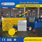 Scrap Metal Baling Press