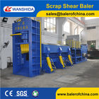 Good Quality Scrap Metal Balers & China Waste Car Shear Press Manufacturer on sale