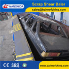 China Waste Car Shear Press Manufacturer