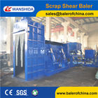Good Quality Scrap Metal Balers & Scrap Metal Baler Shear with Diesel Engine on sale