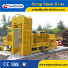 Good Quality Scrap Metal Balers & Scrap Metal Shearing Baler Machine on sale