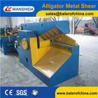 China Scrap Metal Alligator Shear factory