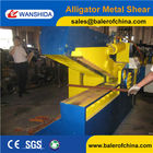 Metal Cutting Machine/hydraulic scrap metal shears