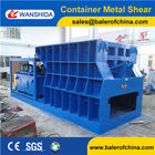 China Container Scrap Metal Shear factory