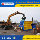 Good Quality Scrap Metal Balers & Container Metal Shear supplier on sale