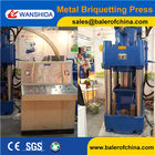 Good reputation automatic scrap metal briquetting press (Factory price)