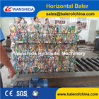 PET Bottles Baling Press