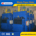 Good Quality Scrap Metal Balers & Vertical Waste cardboards Balers on sale