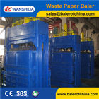 Vertical Hydraulic baling press machine