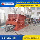 China HMS Container Metal Shear Made in China factory