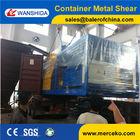 WANSHIDA Q43W-4000B Hydraulic Scrap Metal Shear Box cutting machine