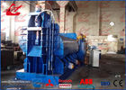 China Stationary Scrap Metal Baler Logger with Remote Control for Metal Recycling Yards factory