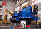 China Mobile Waste Metal Scrap Baler Logger Light Scrap Baling Press Hydraulic Compactor  For Steel Factory factory