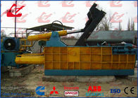 Y83-125 Hydraulic Metal Baler For Scrap Steel Copper Aluminum Tin Cans Customize Accepted