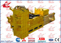 Large Press Box and Cutting Force Metal Baler Shear For Scrap Metal Cutting Y83Q-4000G