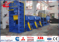 Heavy Duty 630Ton Hydraulic Metal Baler Shear for Waste Car Bodies Steel Scrap Different Shape Cutting