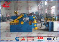 Q43-2000 Hydraulic Metal Alligator Shears For Cutting Steel Pipes Aluminum Profiles Steel Bars