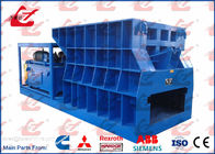 China WANSHIDA Automatic Container Scrap Metal Shear Big Mouth Horizontal Metal Shear Remote Control factory