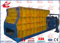 WANSHIDA Horizontal Container Scrap Shear Machine for metal Recycling Yards
