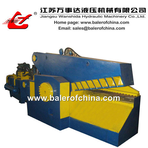 Good quality Alligator Scrap Metal Shear CE certificate