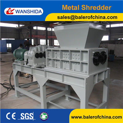 Scrap Metal Shredder