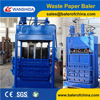 Vertical Waste Cardboards Balers