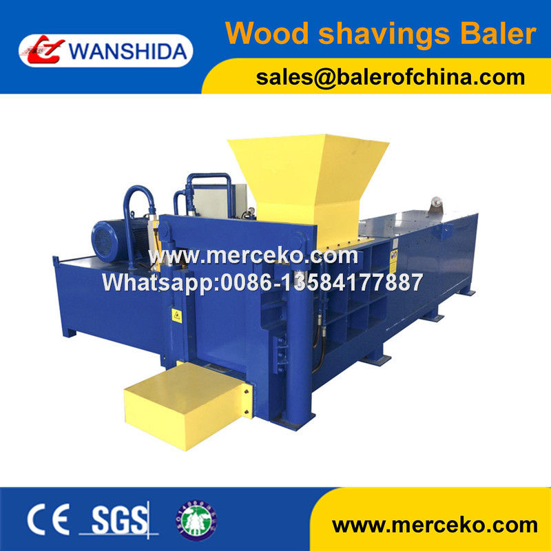 Wanshida High Quality Wood Shaving Bagging Machine with CE Certification