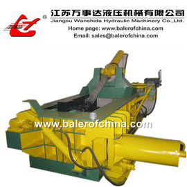 China Aluminum UBC cans baler press factory