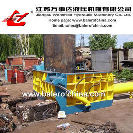 China China hydraulic metal baler factory