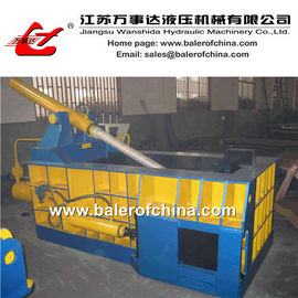 China China Scrap Metal Baler factory