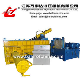 China Scrap Metal Baling Press for sale factory