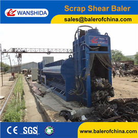 China Used Car Shearing Baler Logger factory