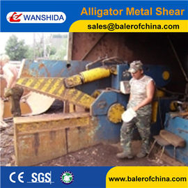Hydraulic Metal Shear