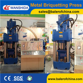Scrap Metal Sawdust Briquetting Presses manufacturer