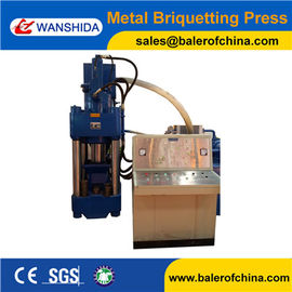 China Scrap Metal Briquetting Presses